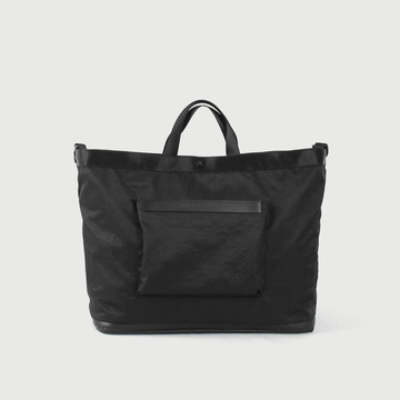 Morel N.2 travel Tote & Shoulder_Black